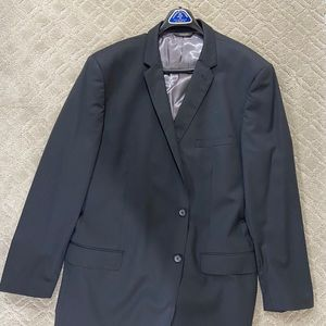 Cosani men 100% wool blazer jacket size 52